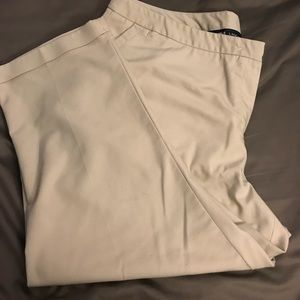 Lane Bryant Pants - Tan Capris